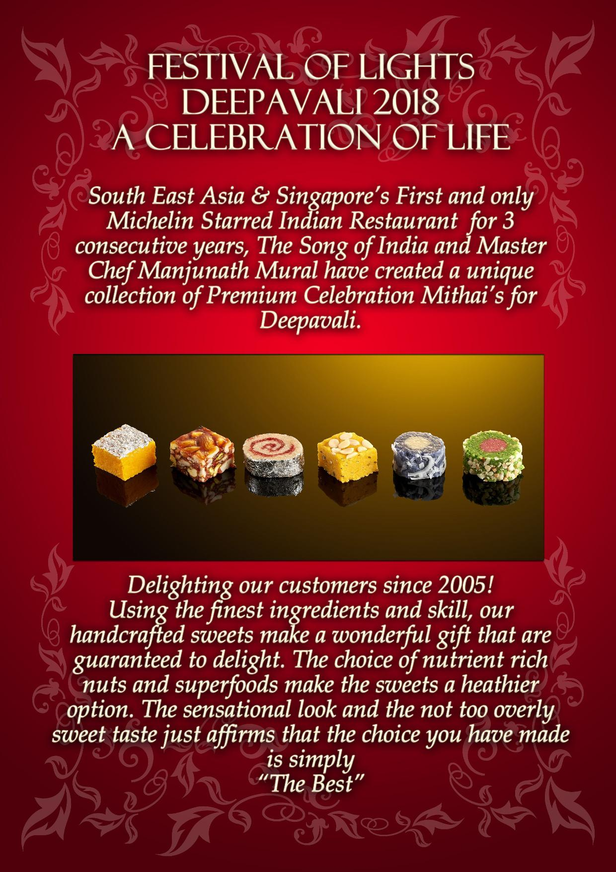Deepavali 2018 | The Song Of India